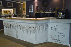 Carousel Winery, Attractions