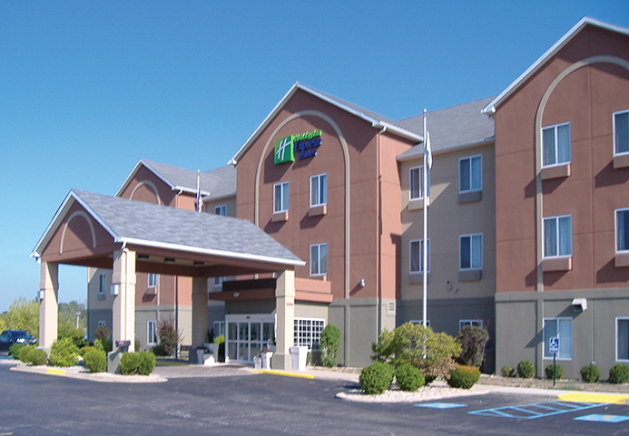 Holiday Inn Express, Lodging