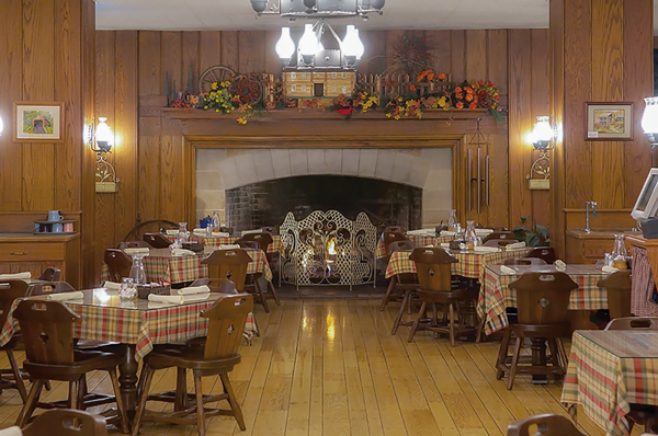 Spring Mill State Park, Millstone Dining Room, Persimmon, Spring Mill Inn, Mitchell, Dining