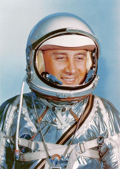 Virgil I Gus Grissom, Apollo, Astronaut, Mitchell