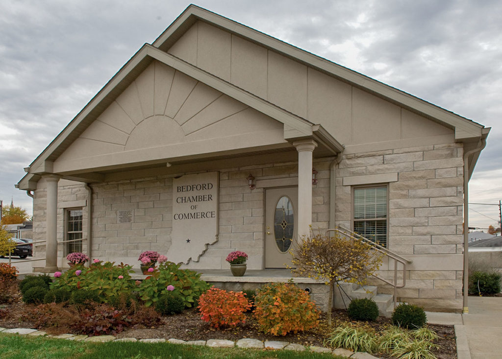 Bedford Chamber of Commerce, Limestone, Lawrence County