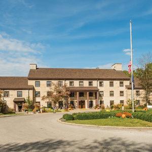 Spring Mill State Park, Spring Mill Inn, Limestone