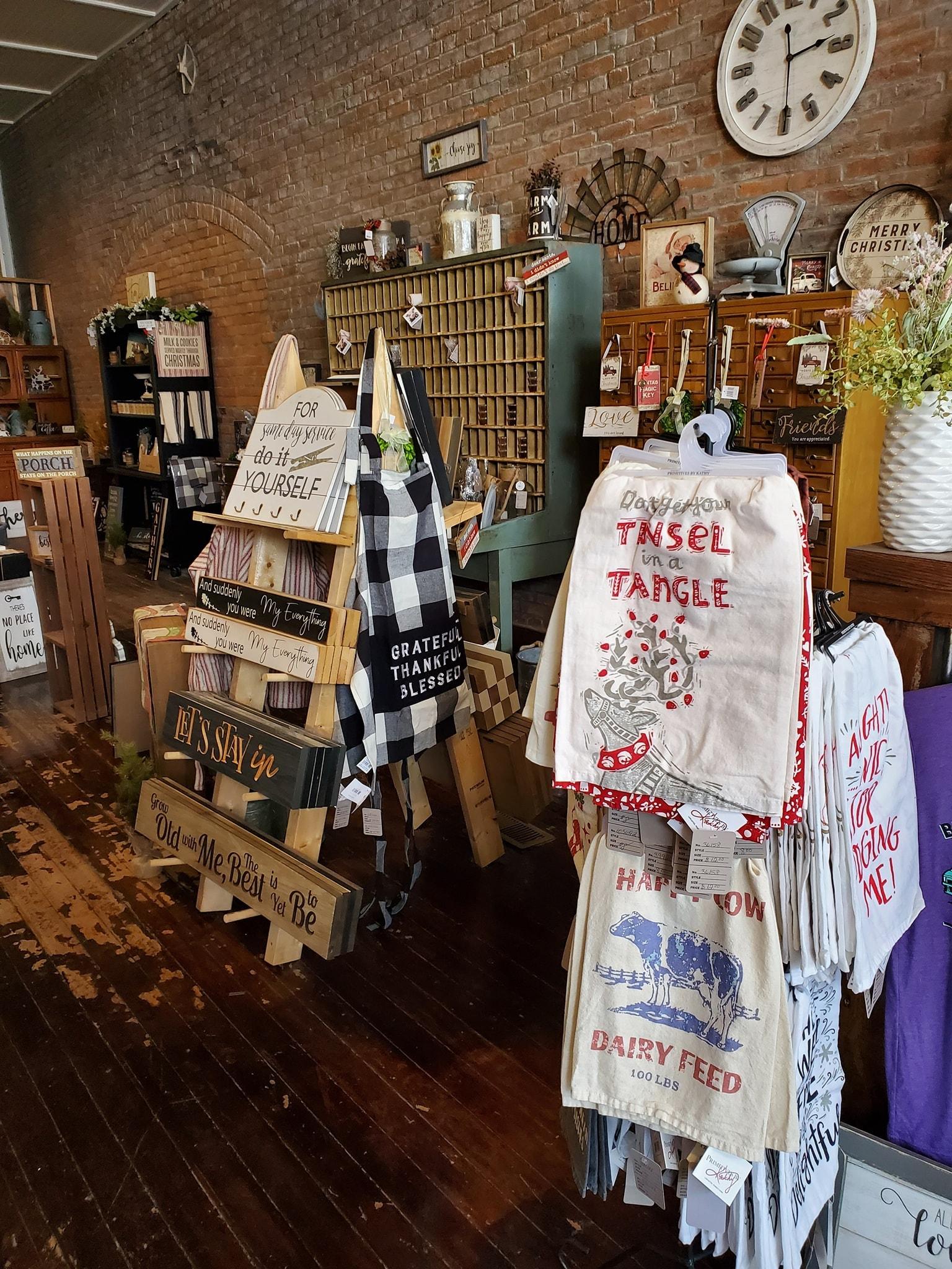 Sunflower Boutique & Farmhouse Decor - Limestone County